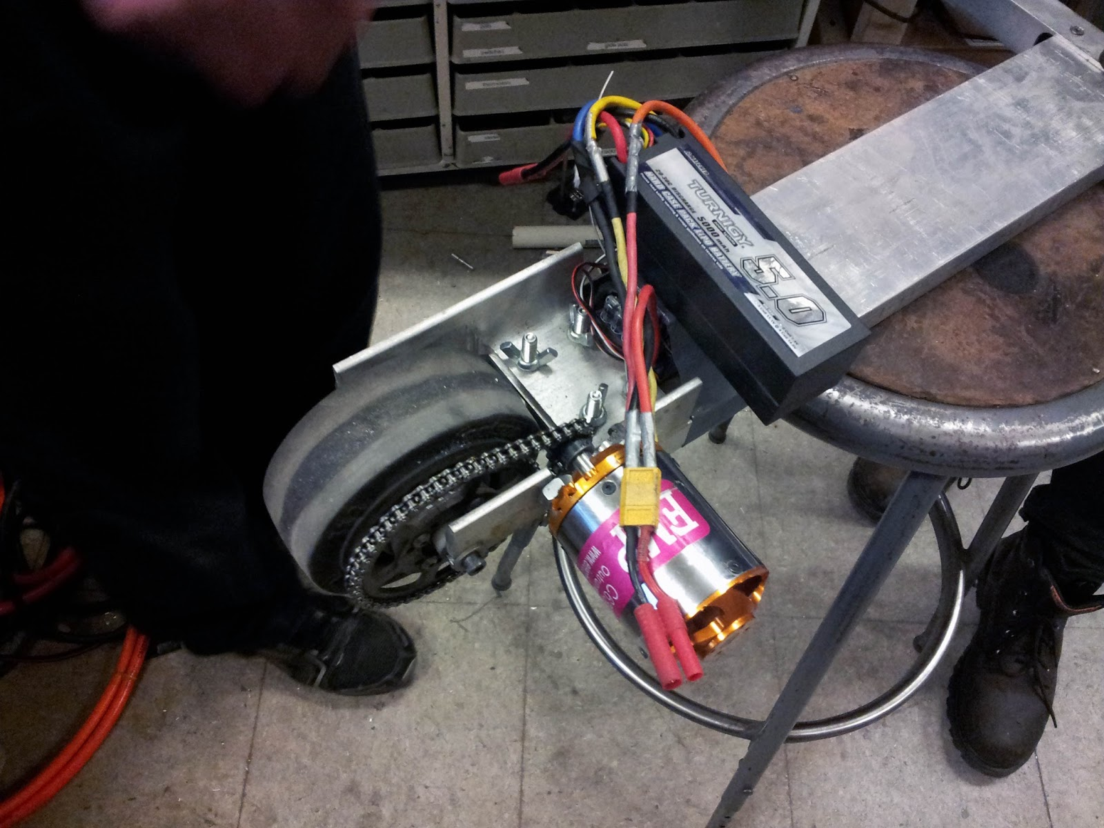 Buildits In Progress How To Build A Mini Electric Go Kart