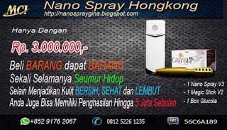 Iklan Nano Spray