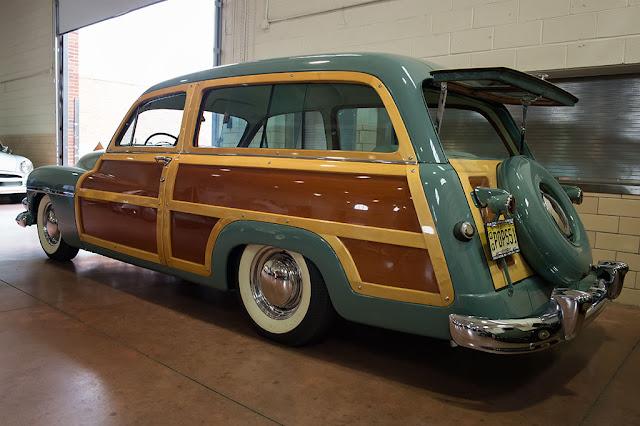 1951 Woody Wagon