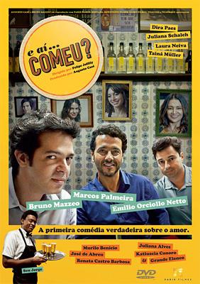 Filme Poster E aí, Comeu? DVDRip XviD & RMVB Nacional