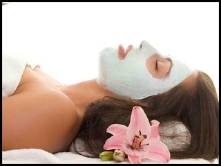 Winter facial mask