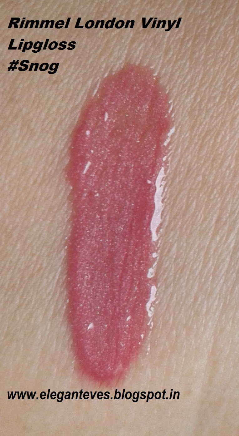 Rimmel London Vinyl Lip-gloss # Snog
