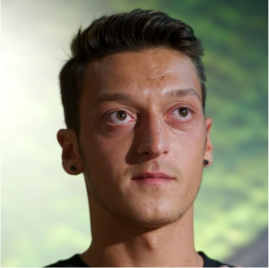 Özil é o novo reforço do Arsenal