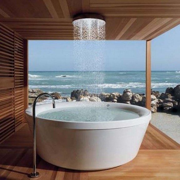 Magnificent Bathroom with Shower and Bathtub 577 x 577 · 66 kB · jpeg