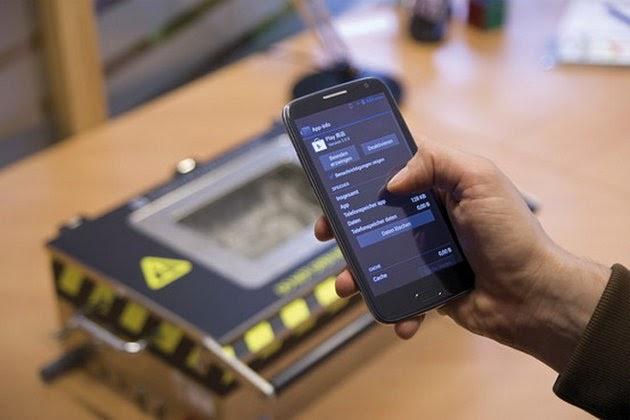 Phát hiện hàng ngàn điện thoại bị nghe lén tại Việt Nam