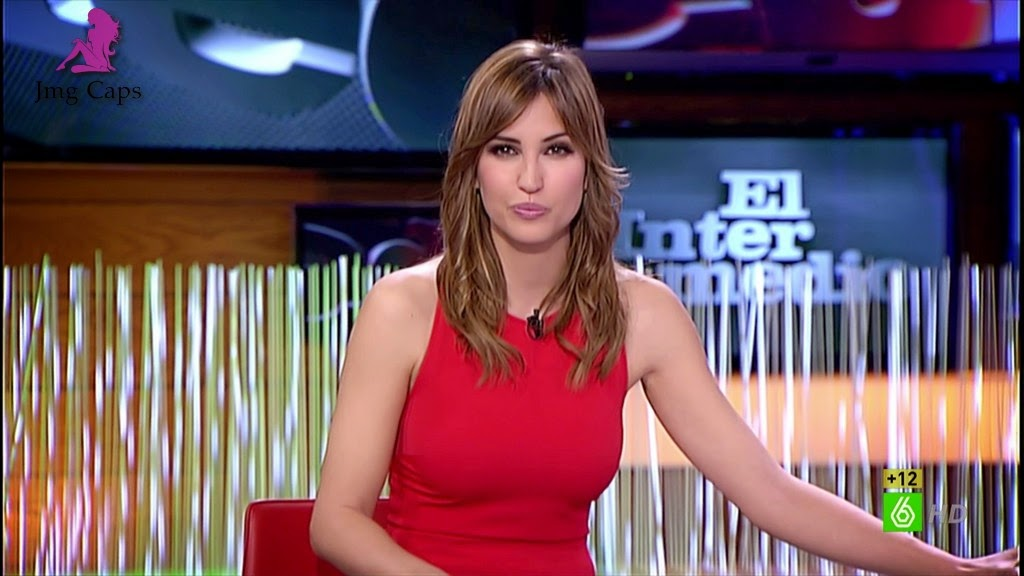 SANDRA SABATES, EL INTERMEDIO (01.04.14)