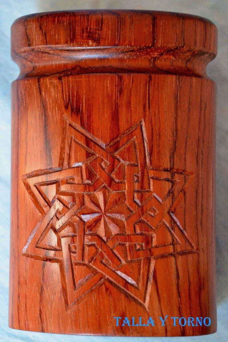 Fuente de $ Tallado de madera paso a paso facil Taringa! - Imagenes De Flores Para Tallar En Madera