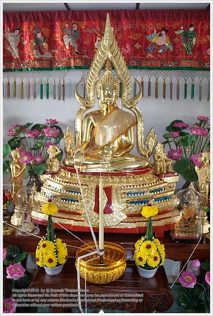 รวมภาพ พระพุทธชินราชจำลอง หน้าตัก 30 นิ้ว