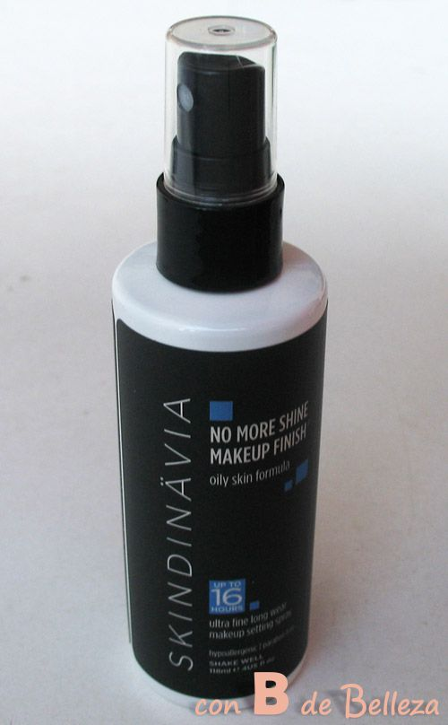 Skindinavia Make up setting spray review