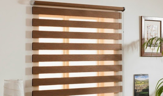 Vertical Blinds in The Kitchen