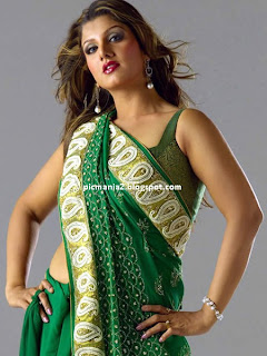 south indian actress rambha hot and wet saree sexy image gallery