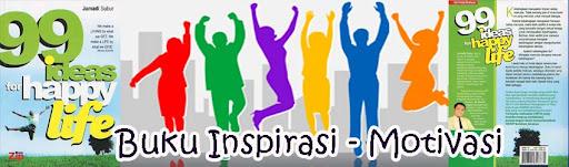 Buku Inspirasi dan Motivasi Menuju Hidup Bahagia