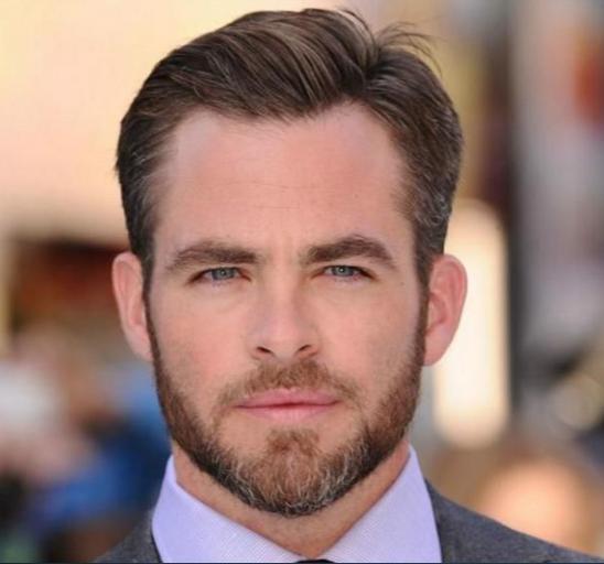 Model Rambut Kantoran Cowok Yang Bergaya Style Rambut - Gaya rambut pendek untuk wajah bulat pria