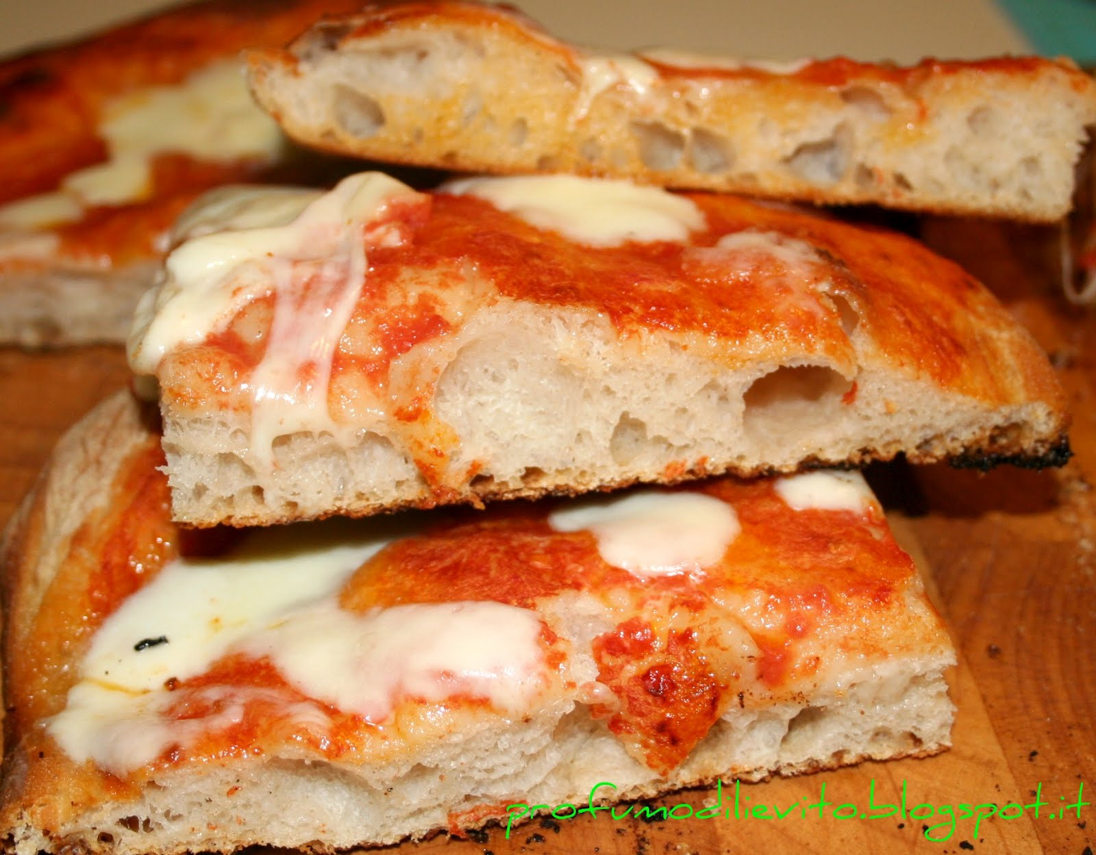 Ricetta pasta per pizza con strutto