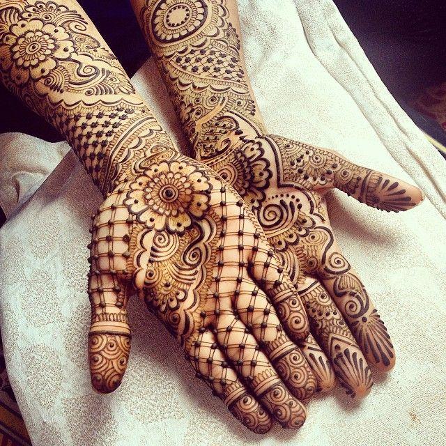 Mehndi Bridal Free Download : Bridal mehndi designs special chand rat and eid