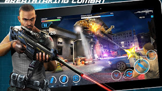 Border Wars Sniper Assault APK Mod Unlimited Money