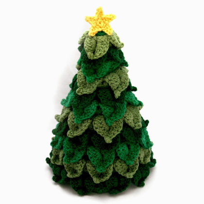 Crochet Christmas Tree! Crochet TUTORIAL