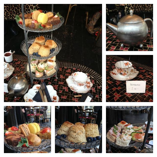 food metro deco afternoon tea lilla
