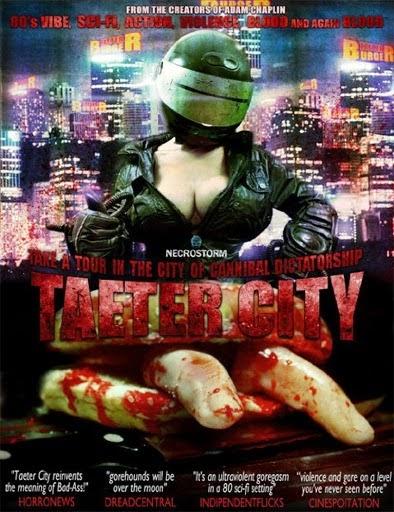 Taeter City (2012) Online