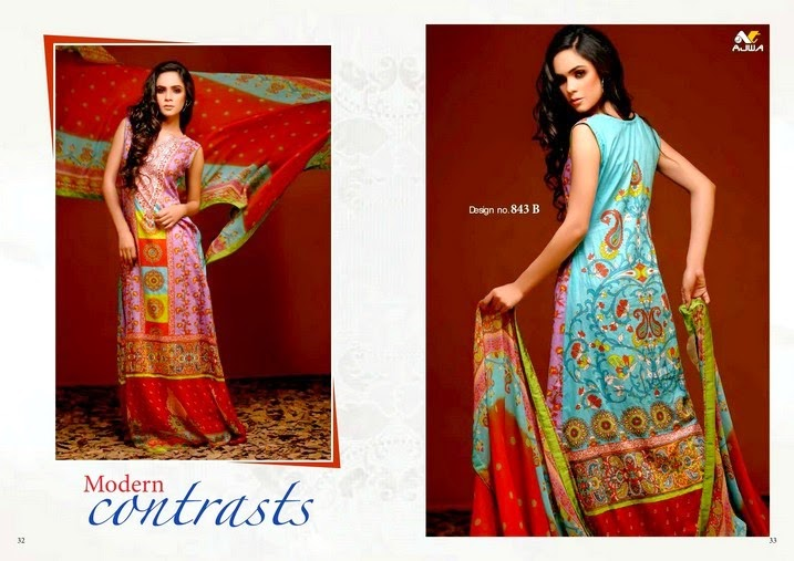 Chiffon Lawn Collection