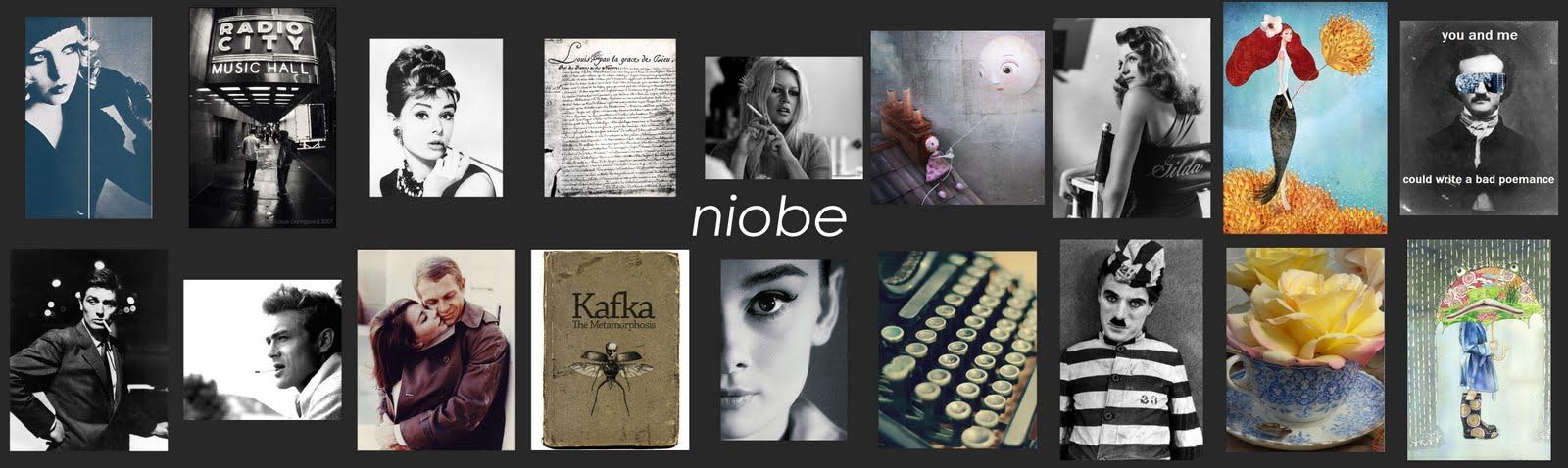 niobe - kırılma noktası