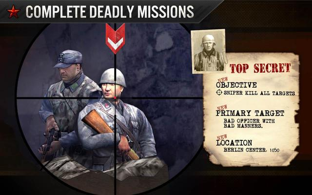 Frontline Commando WW2 Tips and Tricks