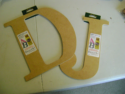 Our hobby house wine cork letters for Hobby lobby bulletin board letters