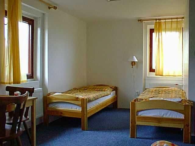Ubytování na Lyžařské boudě