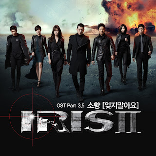 So Hyang – Don't Forget Lyrics (IRIS II OST)