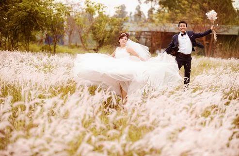 Những địa điểm chụp ảnh cưới đẹp nhăt ở trong Hà Nội
