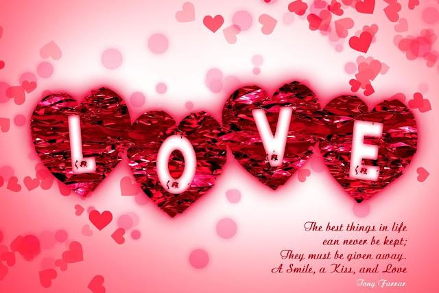 Valentine's Day Love Messages
