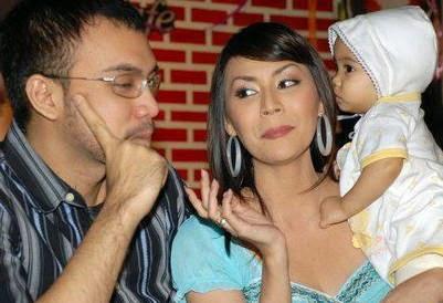 Tanggapan Tessa Soal Sandy Muallaf