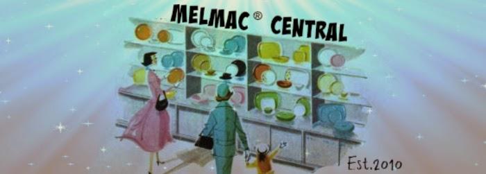 Vintage Plastic Melmac Dinnerware History Melamine