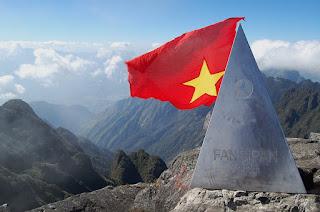 Conquering Fansipan Mountain