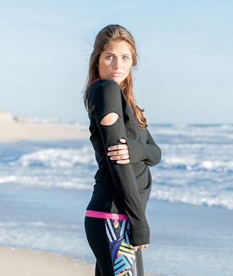 Devon Maryn preppy chic activewear