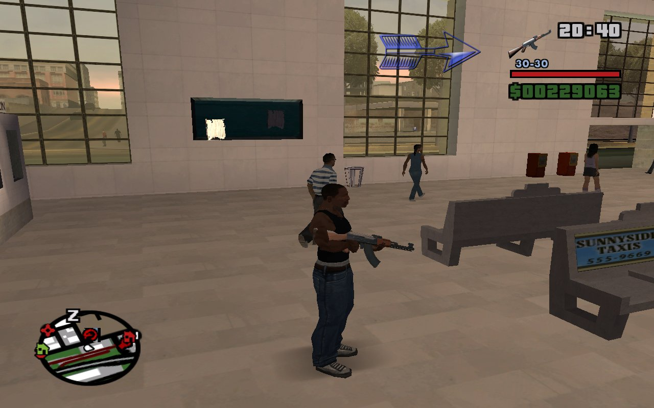 san andreas The games on demand version supports english, french, italian, german, and spanish five years ago, carl johnson escaped from the pressures of life in los santos, san andreas, a city tearing.