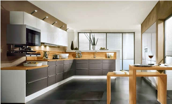 U Shaped L Shaped Modular Kitchen Design By Aamoda Kitchen