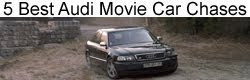 The five greatest Audi movie car chases