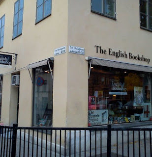 english bookshop uppsala