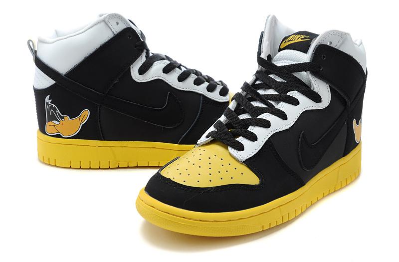 Daffy Duck Nike Shoes