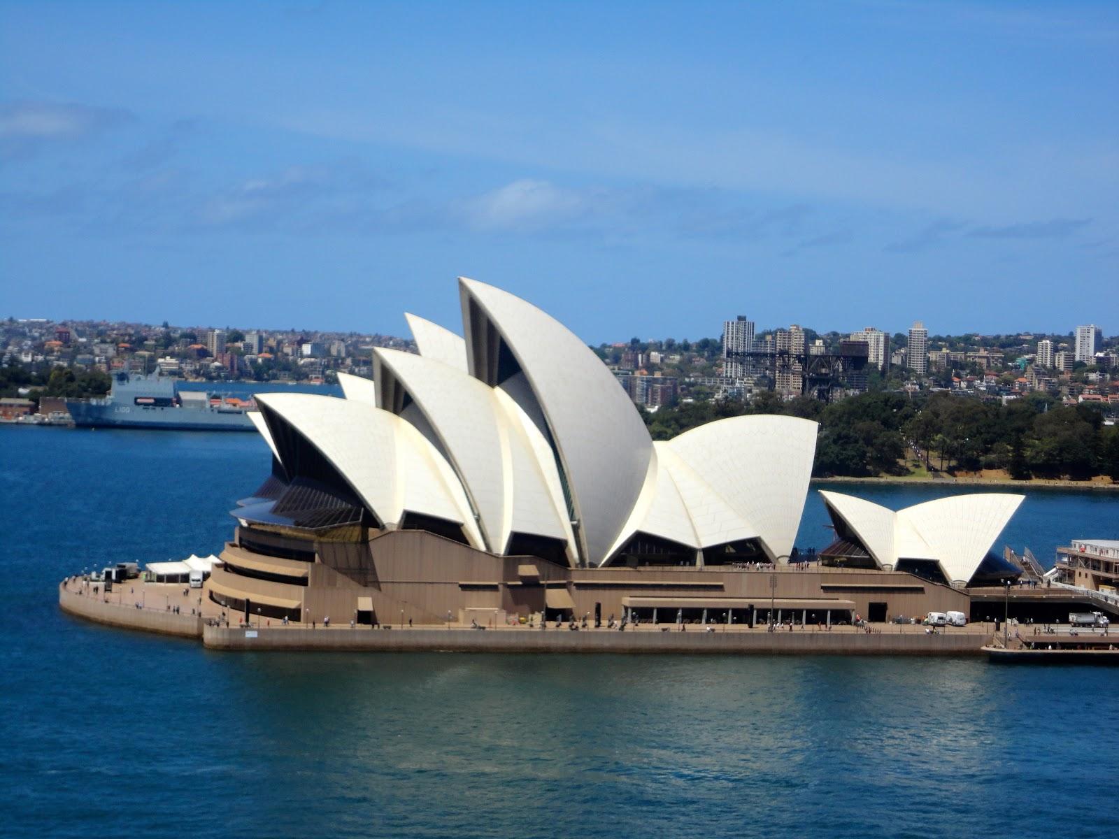 DSC05611 - 35+ Sydney Opera House Bridge Pictures  Background