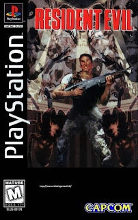 Link Resident Evil ps1 iso clubbit
