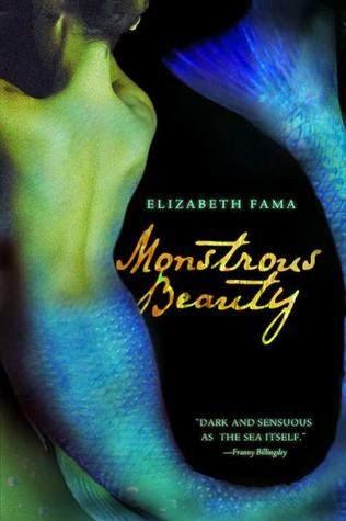 Monstrous Beauty by Elizabeth Fama