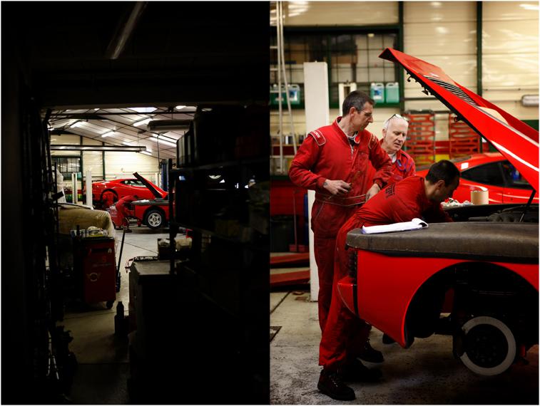 Denis boussard atelier auvergne moteurs - Atelier cuisine clermont ferrand ...