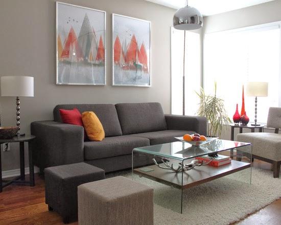 dekorasi ruang tamu modern