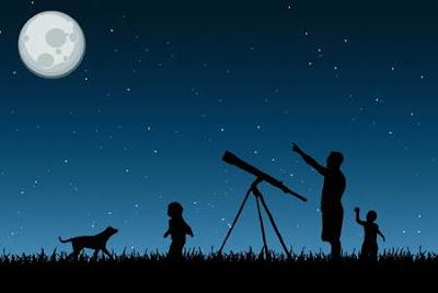 gökyüzü bilimi astronomi