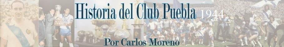 Club Puebla FC Por Carlos Moreno