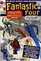 Fantastic Four #20 cover
