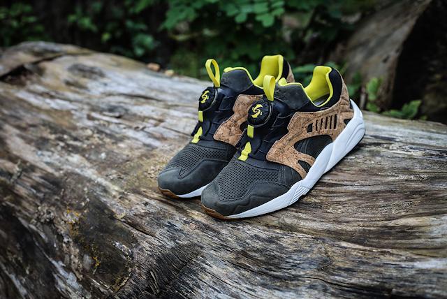 "Puma Disc Blaze ""Leather Cage - Crafted"" Pack"