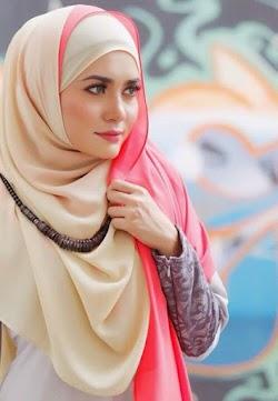 Model Hijab Untuk ke Pesta Pernikahan Terbaru 2017/2018